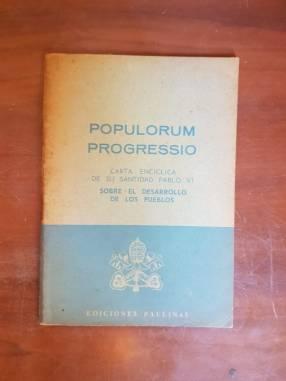 Popularum Progressio