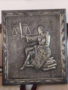 Cuadro Astrea del derecho