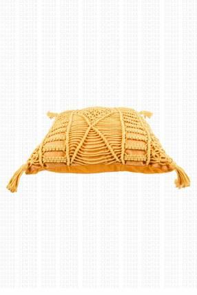 Cojín amarillo 45x45cm