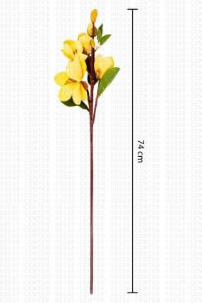 Flor artificial magnolia 74 cm