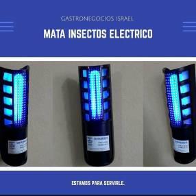 Mata mosquitos eléctrico 2x1