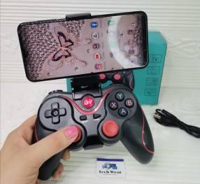 Control gamer inalámbrico