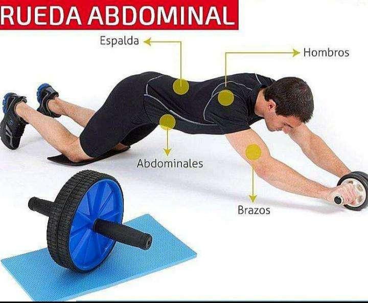 Ruedas abdominales - 1