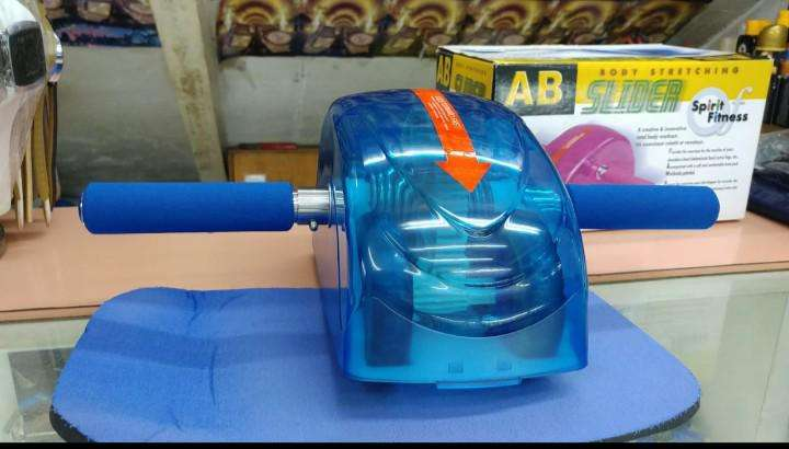 Roller slide - 1