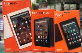 Tablet Amazon Fire de 7, 8 y 10 Pulgadas!!