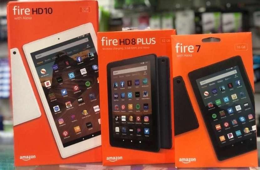 Tablet Amazon Fire de 7, 8 y 10 Pulgadas!! - 0