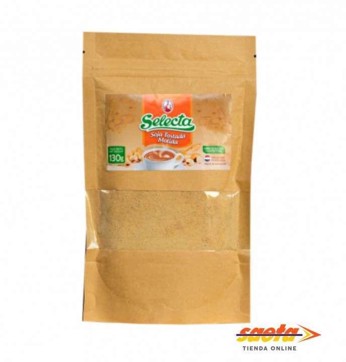 Cafe de soja tostada selecta 130g - 0