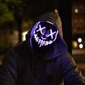 Máscaras LED Purga
