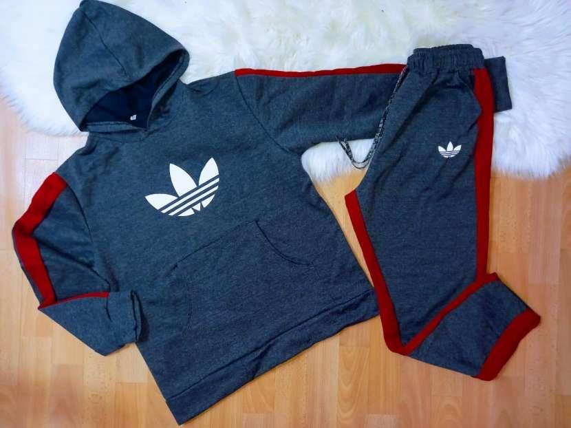 ️Conjuntos Adidas frizado para caballero - 2