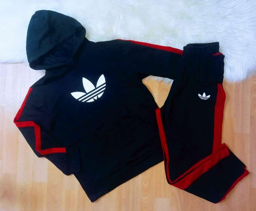 ️Conjuntos Adidas frizado para caballero - 4