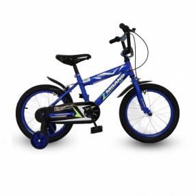 Bicicleta Milano aro 16 azul (3911)