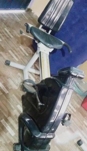 Bicicleta Horizontal Athletic
