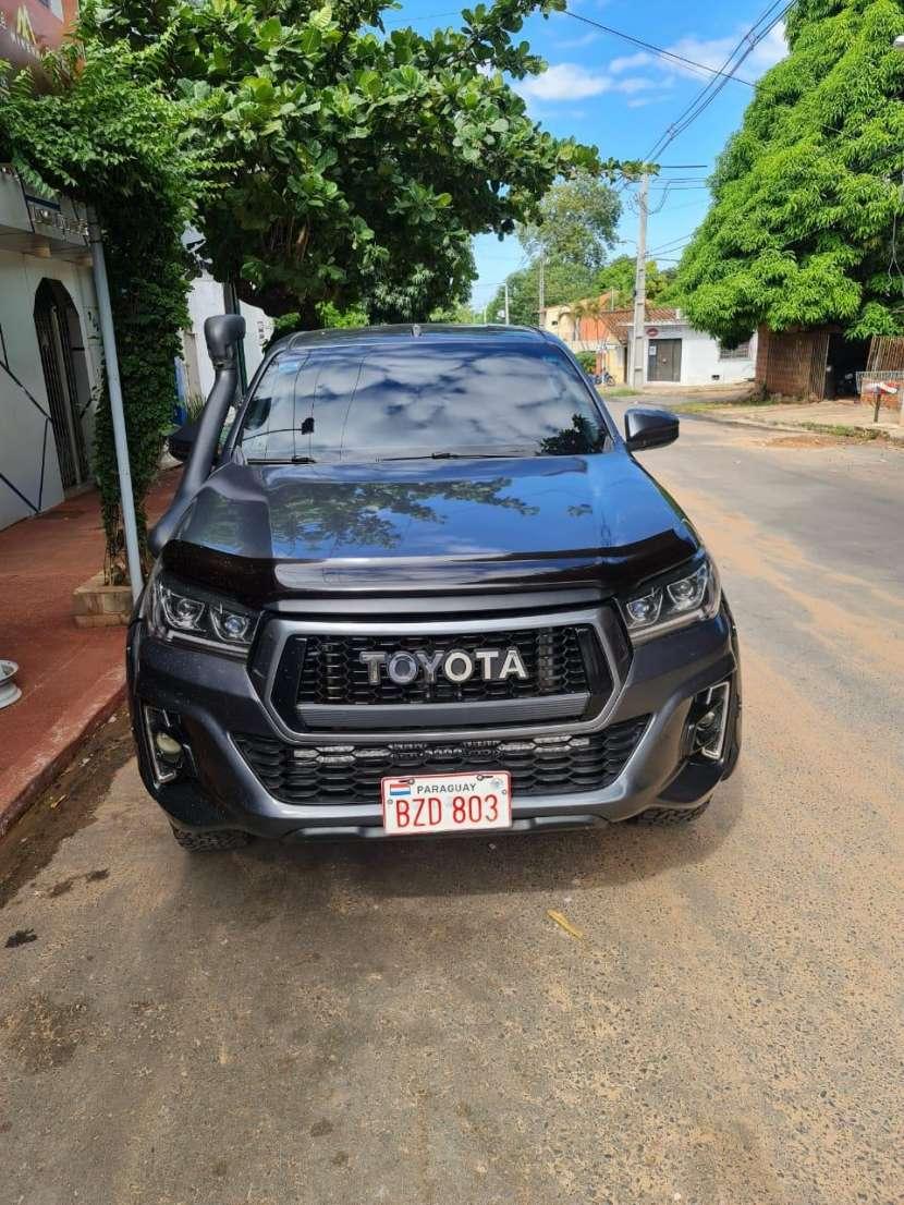 Toyota Hilux 2017 - 2