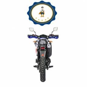 Moto Kenton Dakar 200 cc.