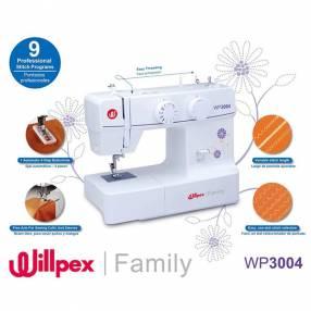 Máquina de Coser Willpex Family WP3004