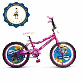 Bicicleta Milano Fiorenza 20