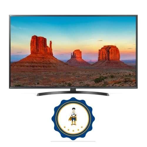 """Televisor LG de 55""""Led Ultra HD Smart Cod. 55UK6350 - 0"""