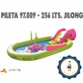 Piscina Jilong 256 lts. Animales Marinos