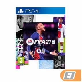 CD de FIFA 2021 para PS4
