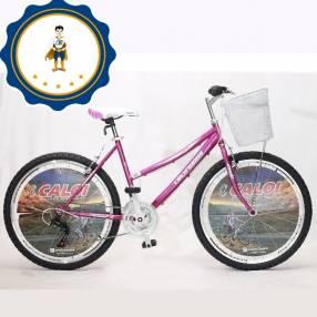Bicicleta Caloi California Aro 26