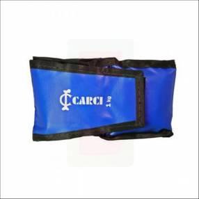 Tobillera 1 Kg c/ cierre velcro Carci