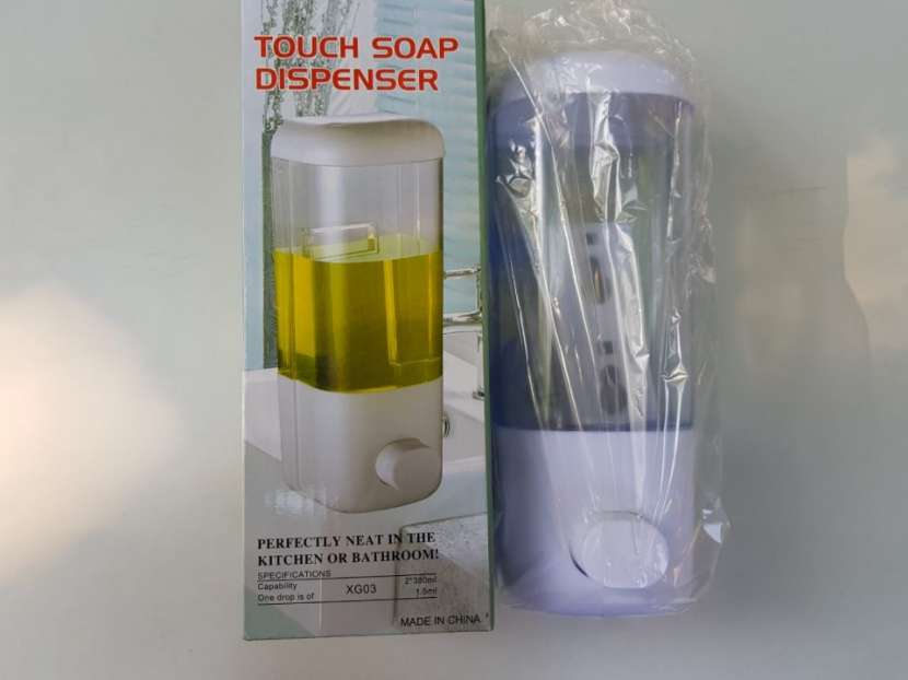Dispensador de jabón líquido - 0