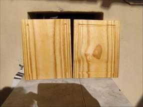 Platos y tablas de madera