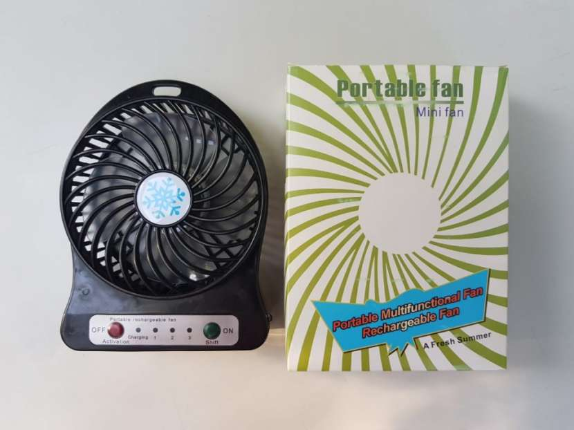 Mini ventilador - 0