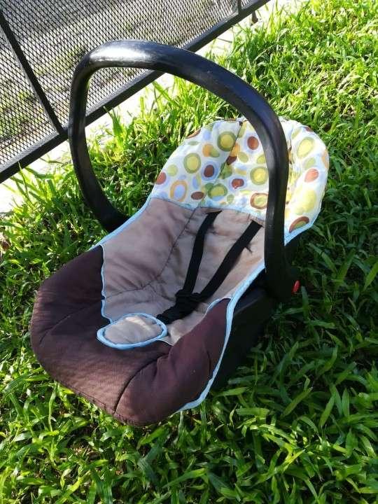 Asiento para bebé - 0
