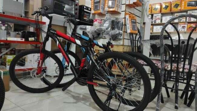 Bicicleta Milano Saeta aro 24 Sus Swing (3912) - 1