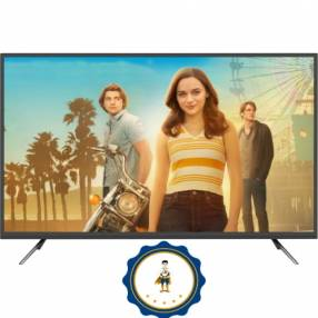 Televisor JAM de 65'' Smart 4K Mod. JA65UHD202