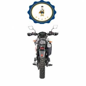 Moto Kenton Dakar 150 cc.