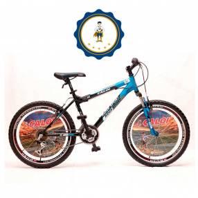 Bicicleta Caloi Rider Sport Aro 24