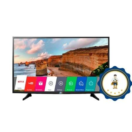 "Televisor JET de 32"" LED Smart JE32-HDSM - 1"