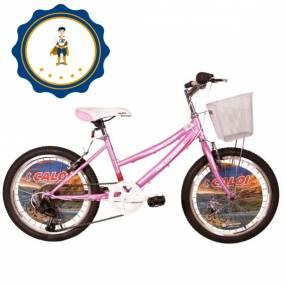 Bicicleta Caloi California Aro 20