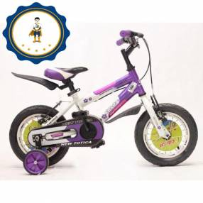 Bicicleta Caloi New Totica Aro 12