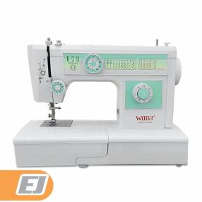 Máquina de Coser Willpex Familiar WP653
