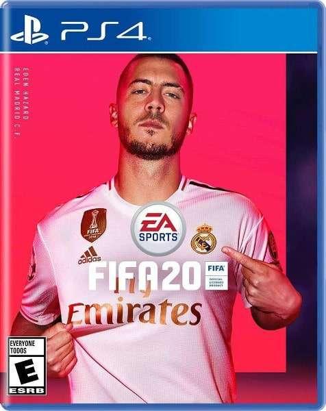 CD de FIFA 2020 para PS4 - 1