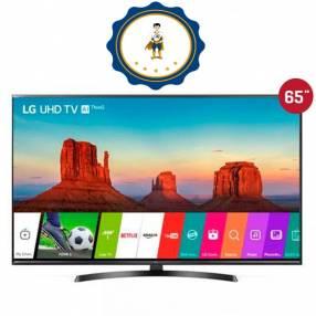 Televisor LG de 65'' Led Smart UHD 65UK6350