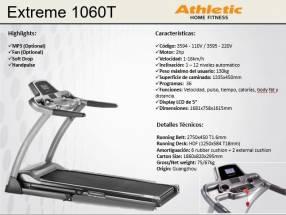 Cinta para Caminar Athletic ATCC1060T