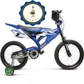 Bicicleta Caloi Moto Aro 12