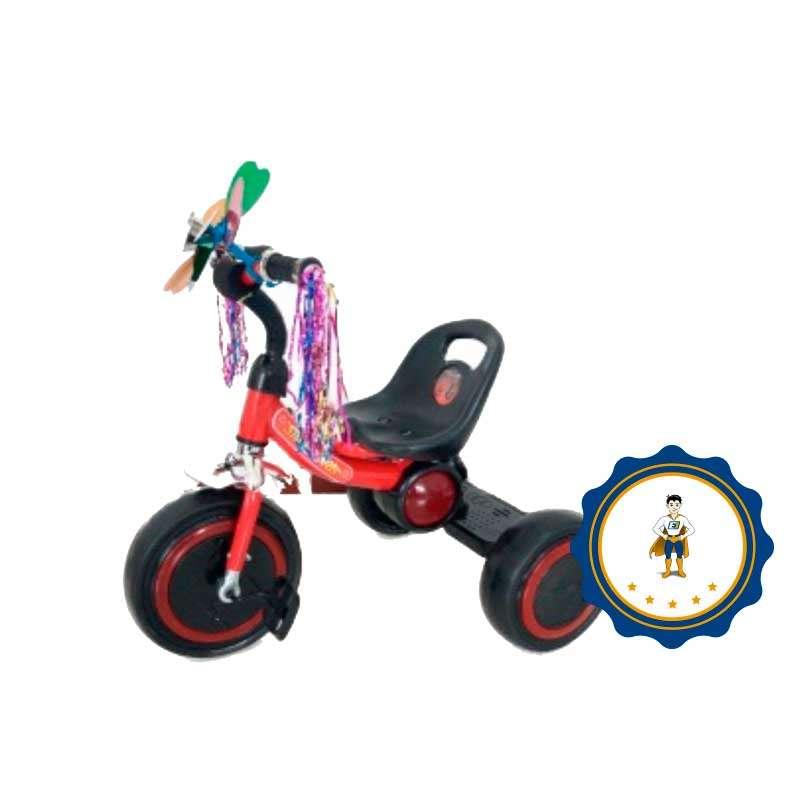 Triciclo de Metal JET Kids TS-521 - 0
