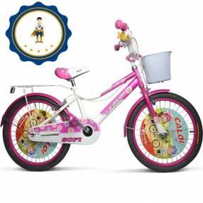 Bicicleta Caloi Sofi Aro 20