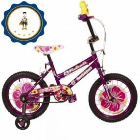 Bicicleta Milano Fiorenza 16