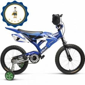 Bicicleta Caloi Moto Aro 16