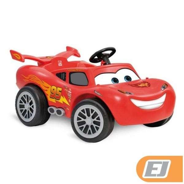Auto Rayo Mcqueen a pedal BANDEIRANTE - 0