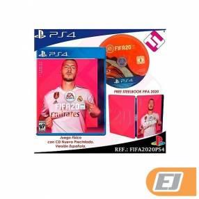 CD de FIFA 2020 para PS4