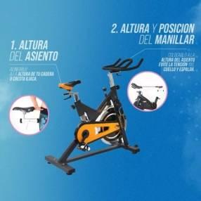 Bicicleta Spinning Evolution SP2600