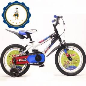 Bicicleta Caloi X Cross Aro 16