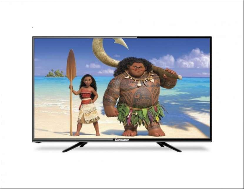 Smart TV Consumer de 40 pulgadas - 0